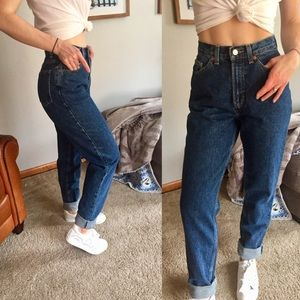 VTG Gap high rise Mom jeans